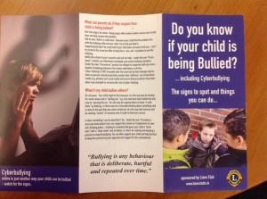 cyber bullying 1